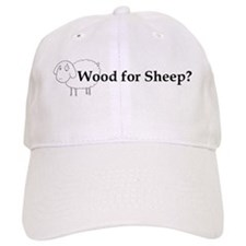 Wood for Sheep? Baseball Cap