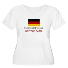 Happy German Oma T-Shirt