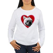 Love French Bulldog T-Shirt