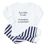 Rock a Bye Baby Maternity Dark T-Shirt