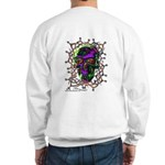 Tribal Skull - Sweatshirt