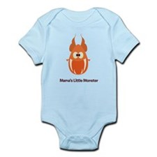 Playnormous Momma's Monster Infant Bodysuit