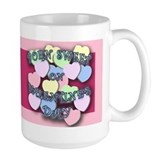 Born Sweet on Valentines Day Mug