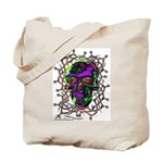 Tribal Skull - Tote Bag