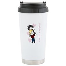 Jasper/Alice - Gotcha! Ceramic Travel Mug