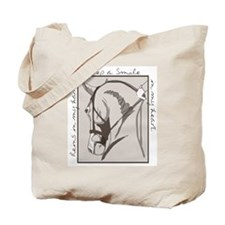 Horse Head Tote Bag