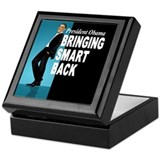 Bringing Smart Back Keepsake Box