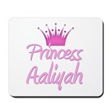 Princess Aaliyah Mousepad
