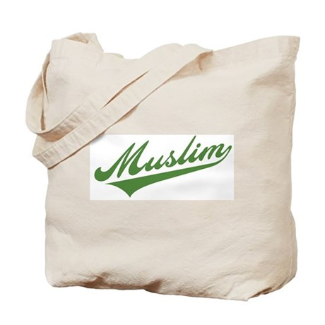 Retro Muslim Tote Bag