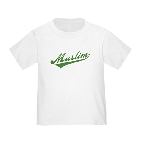 Retro Muslim Toddler T-Shirt