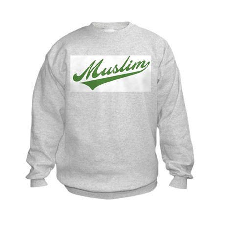 Retro Muslim Kids Sweatshirt