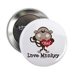 Her Love Monkey Valentine 2.25