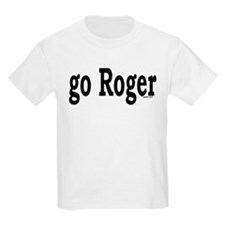 go Roger Kids T-Shirt