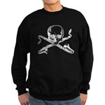Bass Clarinet - Basset Horn S Sweatshirt (dark)