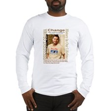 Change - Fired Up! Long Sleeve T-Shirt