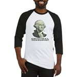 George Washington: Terrorist Baseball Jersey