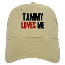 Tammy loves me Baseball Cap