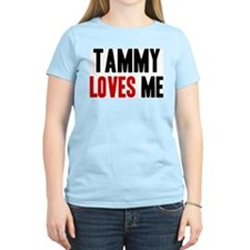 Tammy loves me T-Shirt