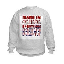 Canadian/British Parts Jumpers