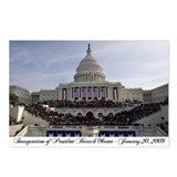 Inauguration Day Postcards (Package of 8)