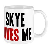 Skye loves me Mug