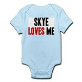 Skye loves me Onesie