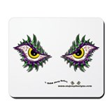 Enjoey Eyes - Mousepad