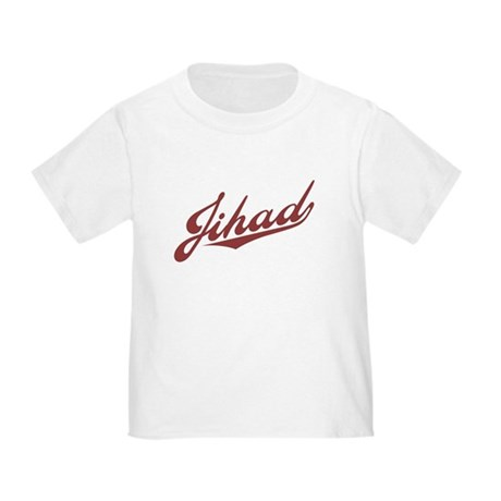 Jihad Toddler T-Shirt