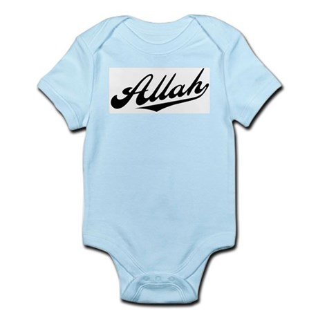 Allah Infant Creeper