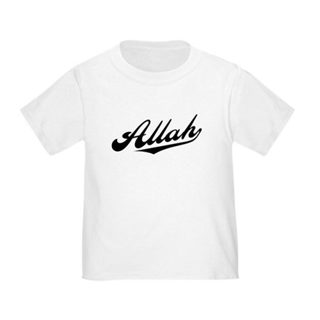 Allah Toddler T-Shirt