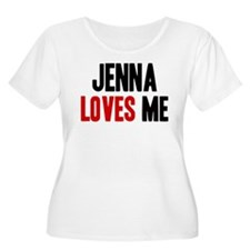 Jenna loves me T-Shirt