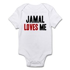 Jamal loves me Infant Bodysuit