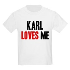 Karl loves me T-Shirt