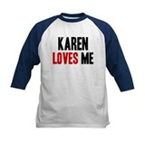 Karen loves me Tee