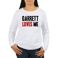Garrett loves me T-Shirt