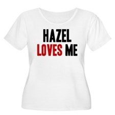 Hazel loves me T-Shirt