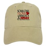 Needs A Cure MELANOMA Baseball Cap