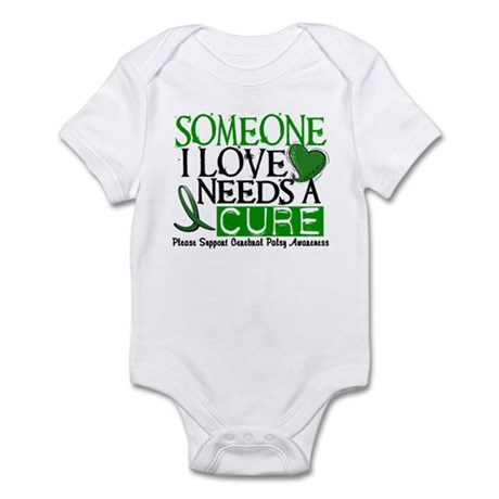 Needs A Cure CEREBRAL PALSY Infant Bodysuit