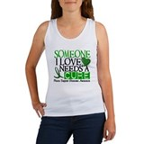 Needs A Cure GLAUCOMA Women's Tank Top