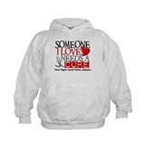 Needs A Cure JUVENILE DIABETES Hoody