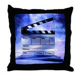 Studio Clicker Throw Pillow