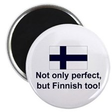 Perfect Finnish Magnet