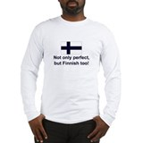 Perfect Finnish Long Sleeve T-Shirt