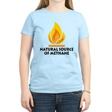 NATURAL SOURCE OF METHANE T-Shirt