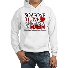 Needs A Cure PARKINSONS Hoodie