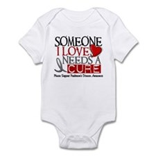 Needs A Cure PARKINSONS Infant Bodysuit