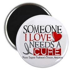 Needs A Cure PARKINSONS Magnet