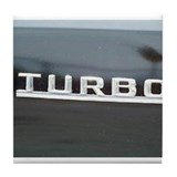 Turbo Tile Coaster