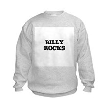 BILLY ROCKS Sweatshirt