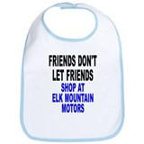 Elk Mountain Motors Bib